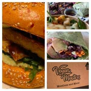 Vegan Masters 5 star review on 11th November 2020