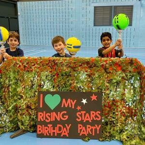 Rising Stars Activities 5 star review on 14th December 2020
