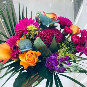 Bloom Magic Flower Delivery 5 star review on 29th May 2020