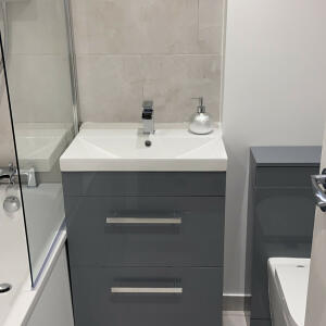 Bathroom Mountain 4 star review on 7th September 2020