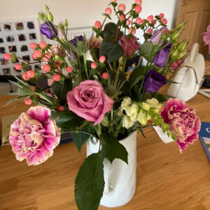 Flowers by Post 5 star review on 28th July 2021