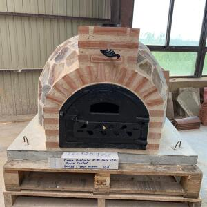 Fuego Wood Fired Ovens 5 star review on 2nd July 2020