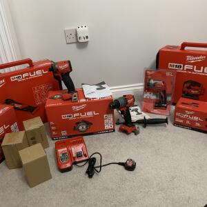 Power Tool Mate 5 star review on 7th September 2021