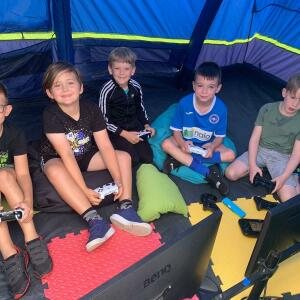 Pop Up Arcade 5 star review on 9th September 2021