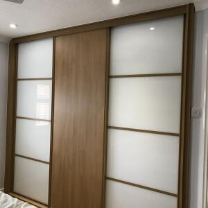 Sliding Door Wardrobes 5 star review on 15th February 2020