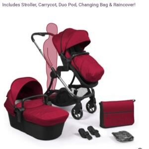 Little angels prams  5 star review on 5th May 2020