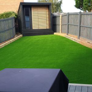 LazyLawn 5 star review on 24th September 2020