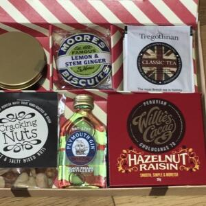 Letter Box Hamper 5 star review on 20th June 2018
