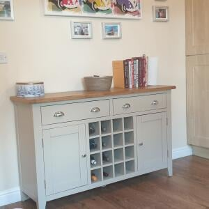 Chiltern Oak Furniture 5 star review on 27th July 2020