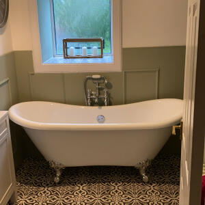 Victorian Plumbing 5 star review on 13th October 2021