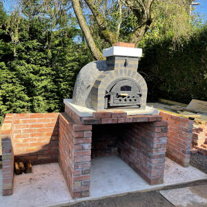 Fuego Wood Fired Ovens 5 star review on 22nd September 2021