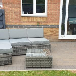 Lakeland Furniture 4 star review on 13th May 2020