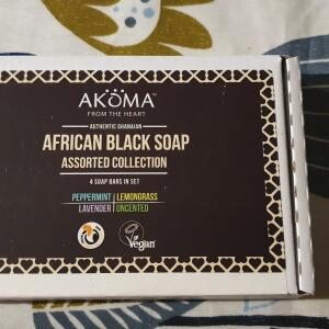 Akoma Skincare 5 star review on 23rd June 2021