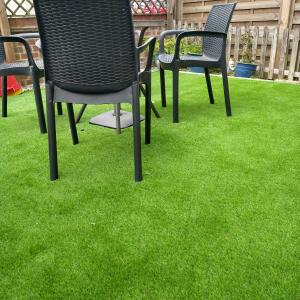 LazyLawn 5 star review on 1st May 2021