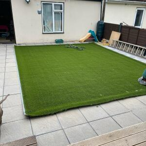Easigrass Distribution Ltd 5 star review on 30th August 2020