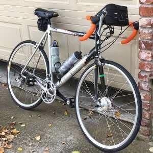 Swytch Bike 5 star review on 1st September 2021