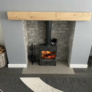 Traditional Beams 5 star review on 1st April 2021