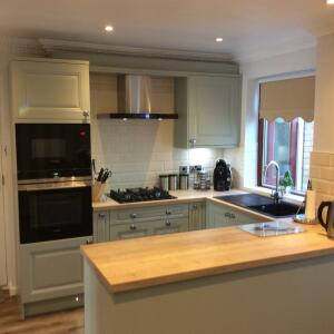 Aristocraft kitchens 5 star review on 9th September 2020
