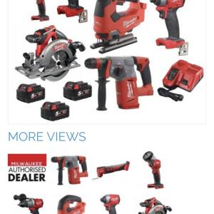 Power Tools UK 5 star review on 14th July 2021