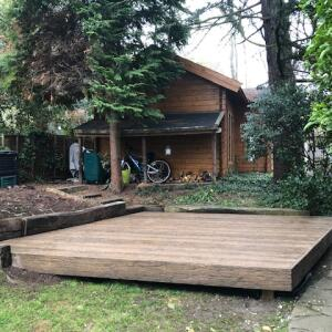 London Decking Company  5 star review on 17th April 2019