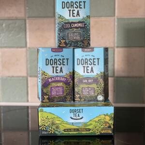 Dorset Tea 5 star review on 26th July 2021