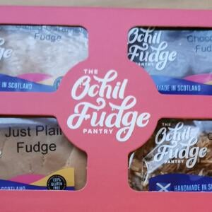 The Ochil Fudge Pantry 5 star review on 7th October 2020