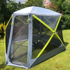 World of Camping 5 star review on 8th July 2021
