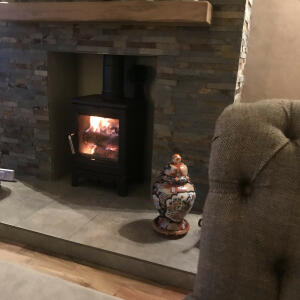 Calido Logs and Stoves 5 star review on 25th February 2021