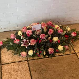 Williamson's My Florist 5 star review on 18th January 2021