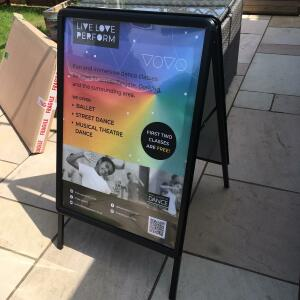 Sign-Holders by Green Magic 5 star review on 7th July 2021