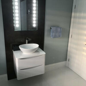 Rubberduck Bathrooms Ltd 5 star review on 18th April 2021