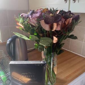 Haute Florist 5 star review on 21st September 2020