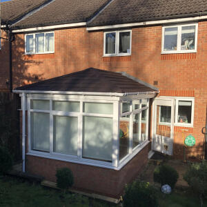 Tiled Roof Conservatories 5 star review on 15th December 2020