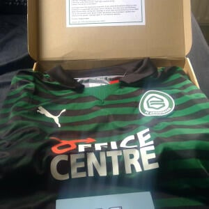 Surprise Shirts 5 star review on 22nd September 2021