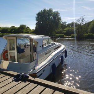 Waterways Holidays Ltd 5 star review on 2nd August 2018