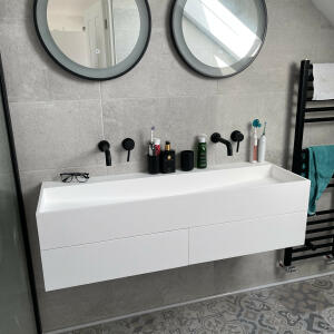 Aquaroc Bathrooms 5 star review on 15th June 2021