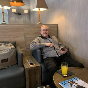 Executive Lounges 5 star review on 19th February 2020