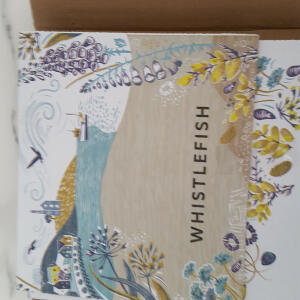 Whistlefish 5 star review on 21st April 2021