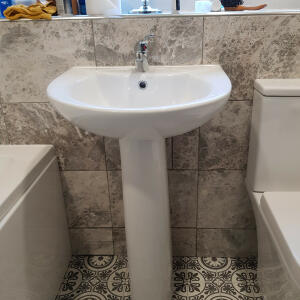 Royal Bathrooms 5 star review on 19th February 2021