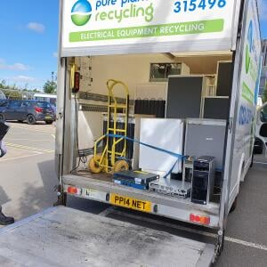 Pure Planet Recycling 5 star review on 28th August 2020