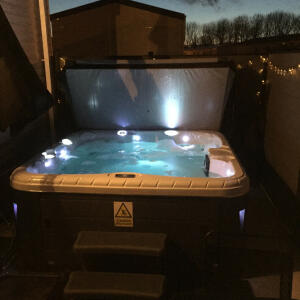 THEHOTTUBWAREHOUSE.CO.UK 5 star review on 20th February 2020