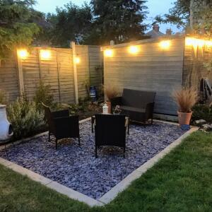 Decorative Aggregates 5 star review on 2nd August 2021