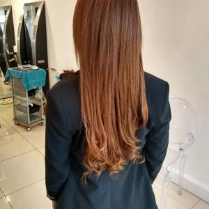 SimplyHair 5 star review on 9th July 2021