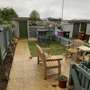 Keith Builders 5 star review on 5th August 2021