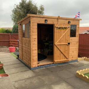 Sheds 2 go  5 star review on 5th October 2020