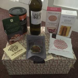 The British Hamper Company 5 star review on 27th August 2020