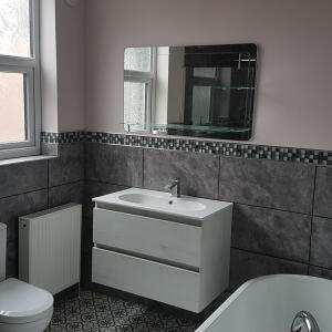 Bathroom Mountain 5 star review on 25th September 2021
