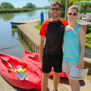 Waveney River Centre 5 star review on 10th June 2021