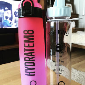 HydrateM8 5 star review on 24th June 2021