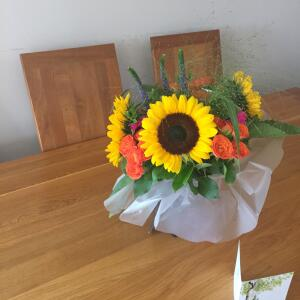 Williamson's My Florist 4 star review on 26th July 2019